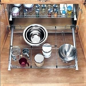 Cabinet Organizers & Inserts