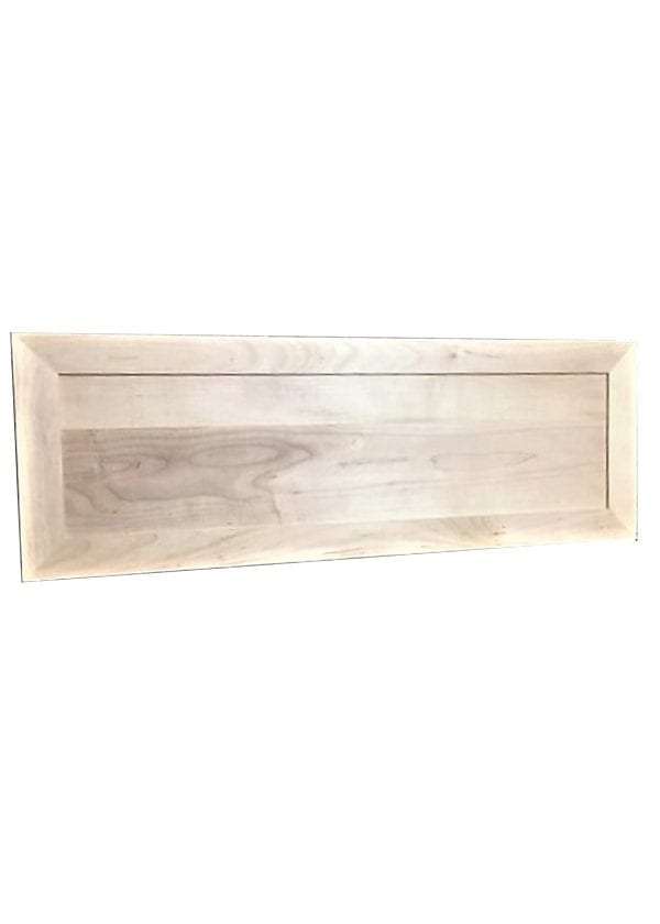 Maple Wood Solid Drawer Front_32.5x11.5