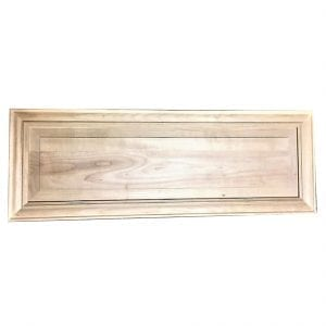 Maple Wood Solid Drawer Front_32.5 x 11.5