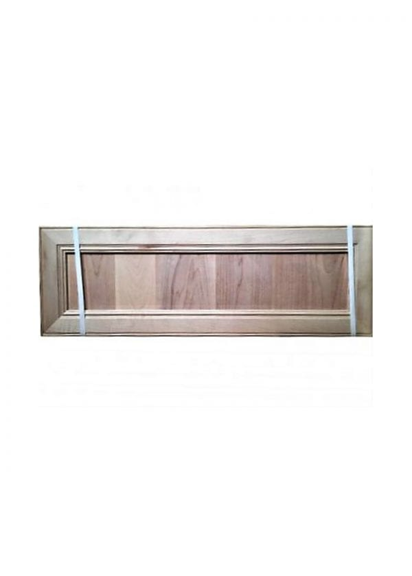 Maple Wood Unfinished Drawer Front