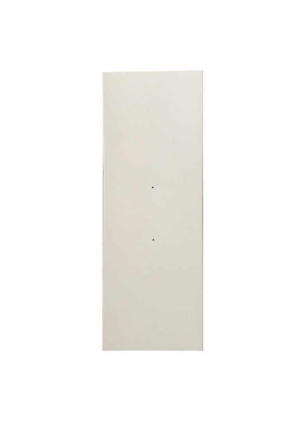 White Finish Flat Panel, Drawer Front or Shelf