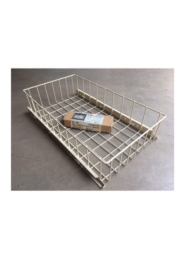 Amerock Vintage Wire Roll Out Rack