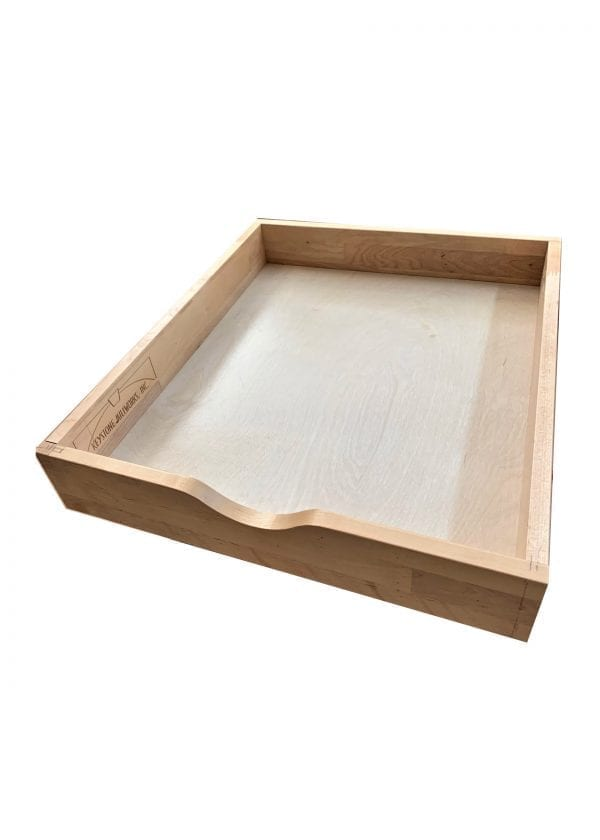 Roll Out Drawer Box 3.5in x 21in