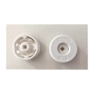 Grass Drawer Front Adjusters