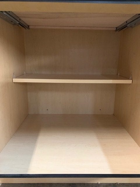 Base Cabinet Shelf