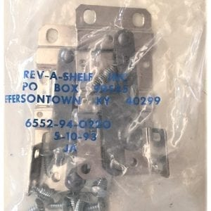Rev-A-Shelf Tip Out Tray Hinges_6552-94-0220