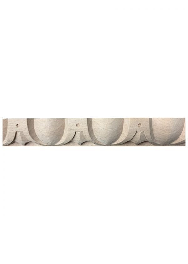 Maple Embossed Moulding