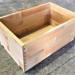 Solid Birch Cabinet Drawer Box