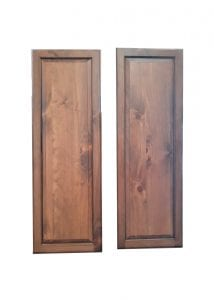 Stained Pine Doors_17x50