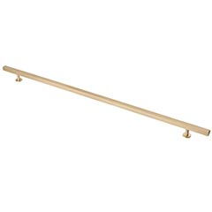 Lews 24 inch Brushed Brass Pull 31-106